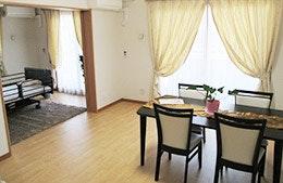 居室内 カーサコンテンチ(サービス付き高齢者向け住宅(サ高住))の画像