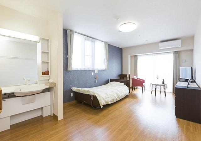 居室 アサヒサンクリーン仙台広瀬(有料老人ホーム[特定施設])の画像