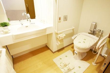 洗面・トイレ ツクイ・サンシャイン仙台(有料老人ホーム[特定施設])の画像