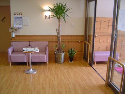 エントランスホール ニチイケアセンター仙台若林(有料老人ホーム[特定施設])の画像