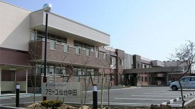 外観 まえだの家 仙台中田(有料老人ホーム[特定施設])の画像