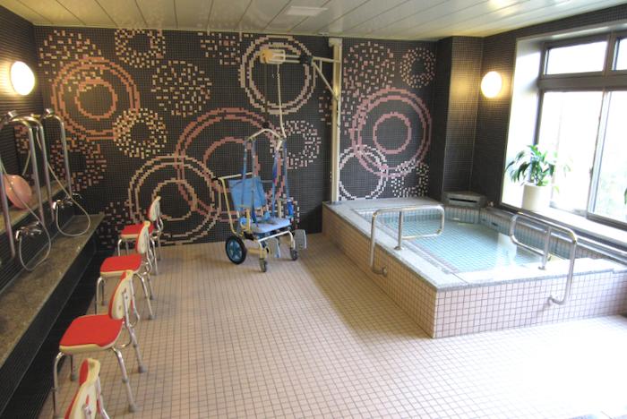 大浴場 ラ・ナシカせんだい(有料老人ホーム[特定施設])の画像