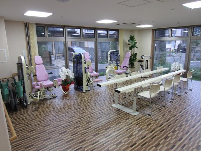 トレーニングルーム ラ・ナシカせんだい(有料老人ホーム[特定施設])の画像