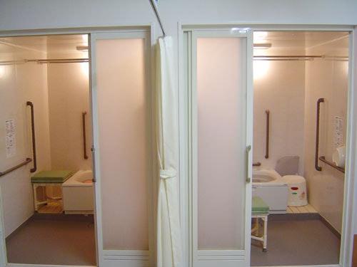 個浴室 ニチイケアセンター仙台松森(有料老人ホーム[特定施設])の画像