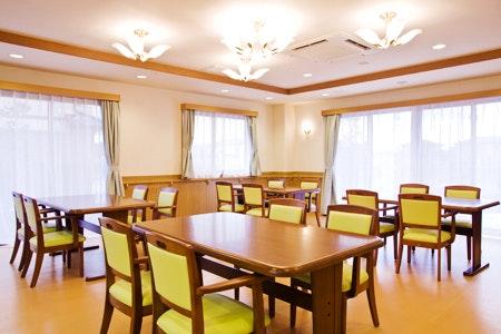 食堂 ツクイ・サンシャイン郡山(有料老人ホーム[特定施設])の画像