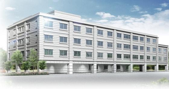 施設外観 ヒューマンサポート筑西(有料老人ホーム[特定施設])の画像