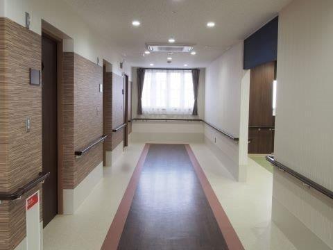 ニューソフィアコートテクノパーク桜(サービス付き高齢者向け住宅)の写真