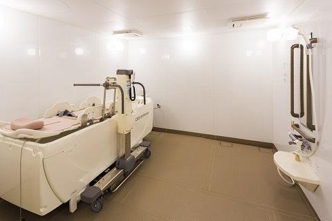 機械浴 ニューソフィア二の宮(サービス付き高齢者向け住宅(サ高住))の画像
