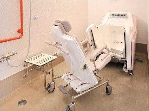 介護浴室 ここいち 水戸城東(サービス付き高齢者向け住宅(サ高住))の画像