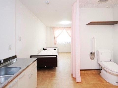 居室2 ここいち 水戸城東(サービス付き高齢者向け住宅(サ高住))の画像
