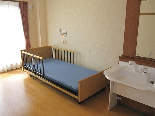 居室(一人部屋) 桜庵(有料老人ホーム[特定施設])の画像