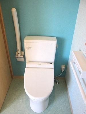 トイレ(一人部屋) 桜庵(有料老人ホーム[特定施設])の画像