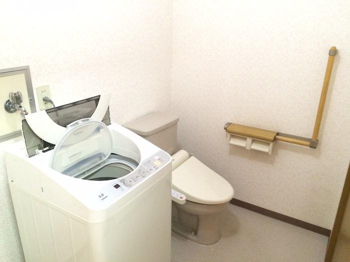 トイレ 特定施設 悠楓園(有料老人ホーム[特定施設])の画像