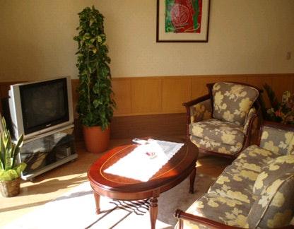 共同生活室② 栃木グループリビングそよ風(サービス付き高齢者向け住宅(サ高住))の画像