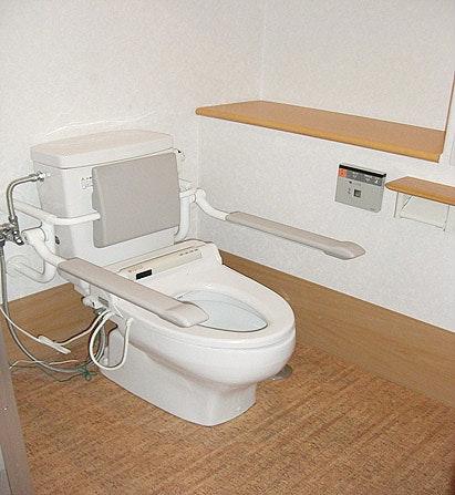 居室トイレ 栃木グループリビングそよ風(サービス付き高齢者向け住宅(サ高住))の画像