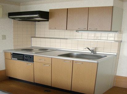 キッチン 栃木グループリビングそよ風(サービス付き高齢者向け住宅(サ高住))の画像