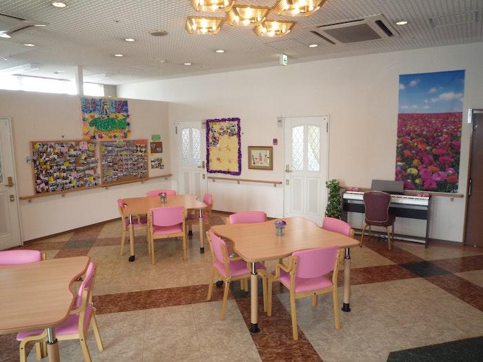 談話室 センチュリーシルバー佐野(有料老人ホーム[特定施設])の画像