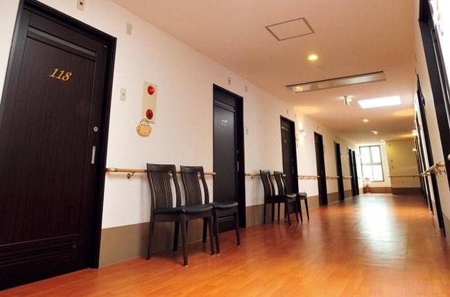 廊下 ナーシングホームあい(サービス付き高齢者向け住宅[特定施設])の画像