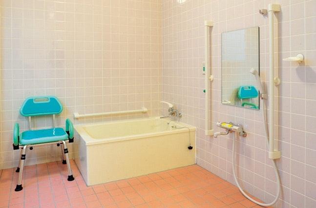 浴室 ナーシングホームあい(サービス付き高齢者向け住宅[特定施設])の画像