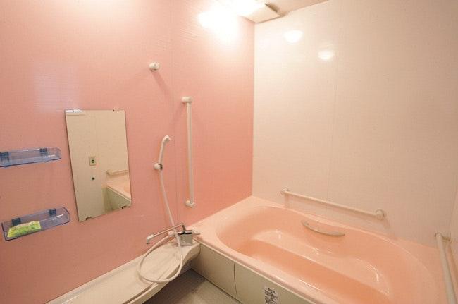 浴室2 ナーシングホームあい(サービス付き高齢者向け住宅[特定施設])の画像
