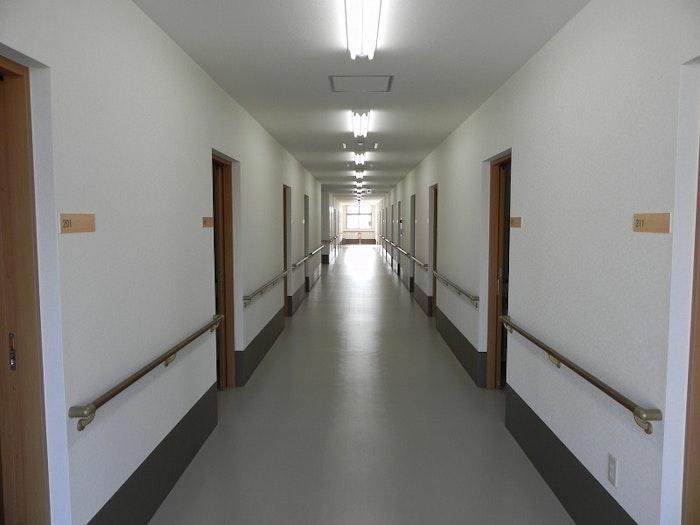 廊下 リンク玉村(サービス付き高齢者向け住宅(サ高住))の画像