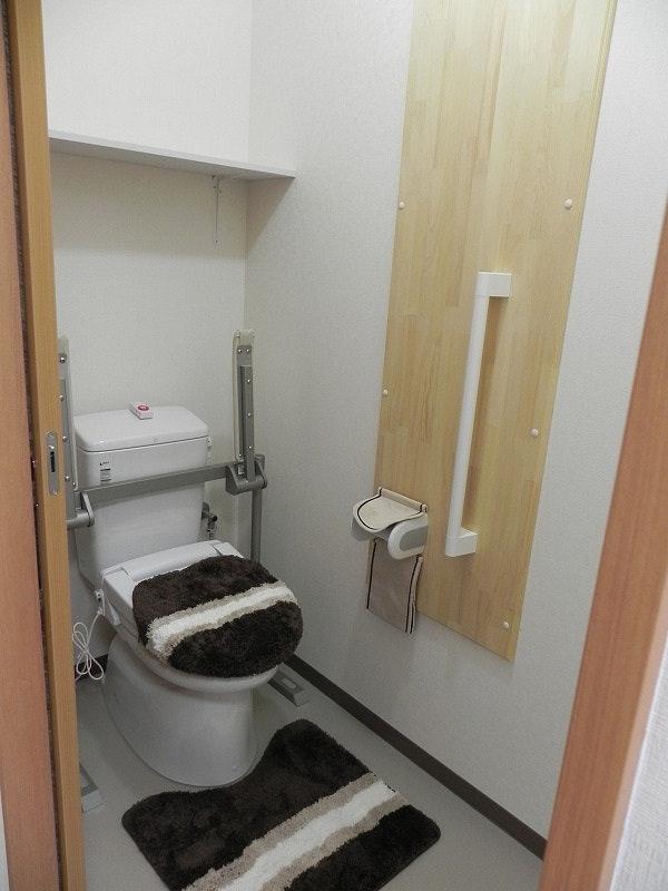 トイレ リンク玉村(サービス付き高齢者向け住宅(サ高住))の画像