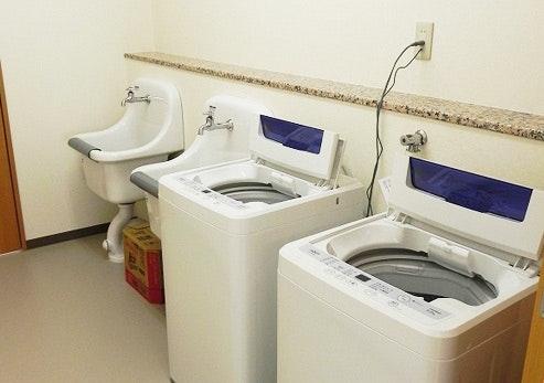 洗濯室 リンク玉村(サービス付き高齢者向け住宅(サ高住))の画像