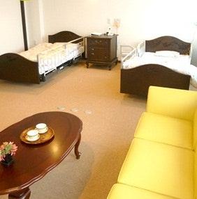 夫婦居室 シニアグランドホーム 藤和の杜(有料老人ホーム[特定施設])の画像