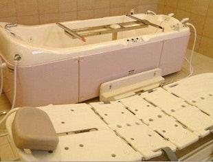 機械浴室 シニアグランドホーム 藤和の杜(有料老人ホーム[特定施設])の画像
