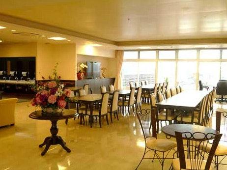 食堂 シニアグランドホーム 藤和の杜(有料老人ホーム[特定施設])の画像