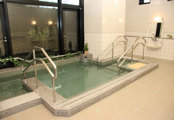 浴室 太田駅前ケアパークそよ風(有料老人ホーム[特定施設])の画像