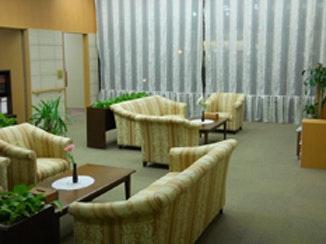 談話コーナー 太田駅前ケアパークそよ風(有料老人ホーム[特定施設])の画像