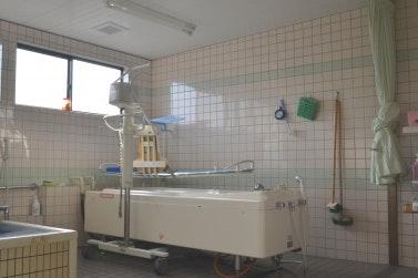 浴室 スマイリングホーム メディス薮塚(有料老人ホーム[特定施設])の画像
