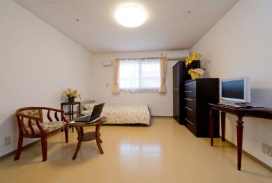 居室① みずき館林(有料老人ホーム[特定施設])の画像