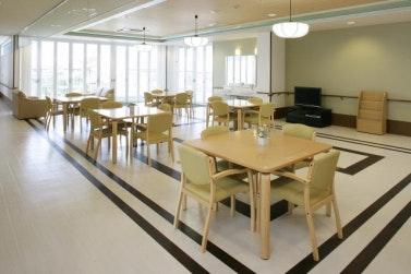 食堂 スマイリングホーム メディス藤岡(有料老人ホーム[特定施設])の画像