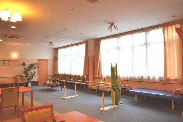 機能訓練コーナー スマイリングホーム メディス安中(有料老人ホーム[特定施設])の画像