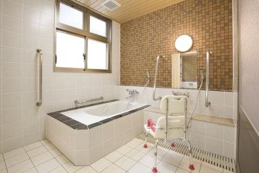 個浴室 スマイリングホーム メディス草津(有料老人ホーム[特定施設])の画像