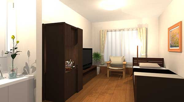 居室 コンフォルト朝霞(サービス付き高齢者向け住宅[特定施設])の画像