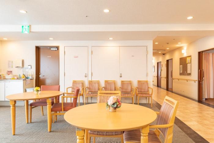 食堂 イリーゼ川口宮町(有料老人ホーム[特定施設])の画像