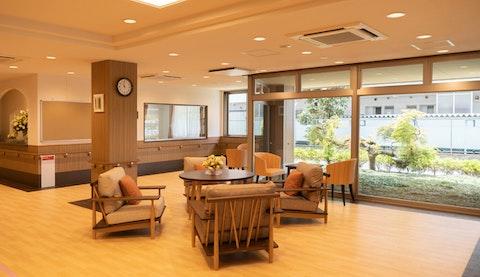 リアンレーヴ北浦和(介護付き有料老人ホーム)の写真