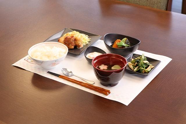 お食事 ソラスト越谷(有料老人ホーム[特定施設])の画像
