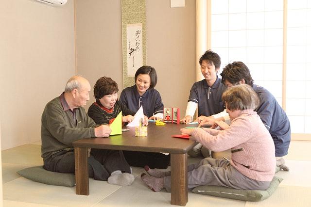 和室 ソラスト越谷(有料老人ホーム[特定施設])の画像