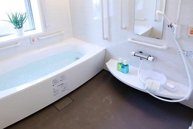 浴室 ソラスト越谷(有料老人ホーム[特定施設])の画像