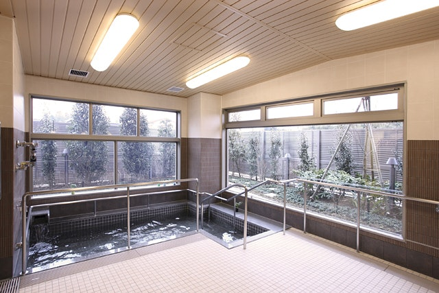 大浴場 ソラスト大宮東(有料老人ホーム[特定施設])の画像