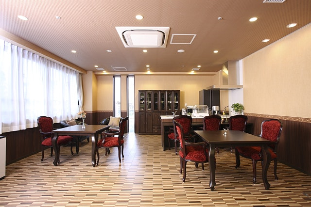 カフェ&キッチン ソラスト大宮東(有料老人ホーム[特定施設])の画像