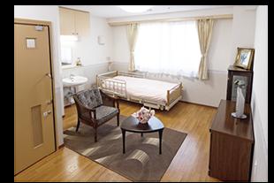 居室 ヒューマンサポート東松山(有料老人ホーム[特定施設])の画像