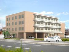 ココファン南越谷(サービス付き高齢者向け住宅)の写真