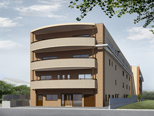 ココファン大袋(サービス付き高齢者向け住宅)の写真