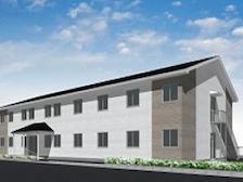 プラチナ・シニアホーム川越的場(サービス付き高齢者向け住宅)の写真
