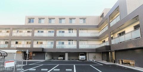 イルミーナしき(サービス付き高齢者向け住宅)の写真